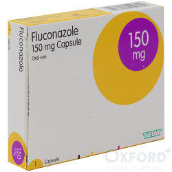 Fluconazole 150mg capsules single dose thrush