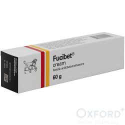 Fucibet (Fusidic Acid/Betamethasone) Cream 60g