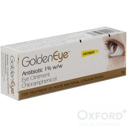 Golden Eye Ointment 4g Chloramphenical
