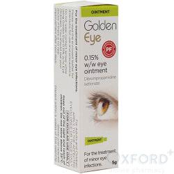 Golden Eye 0.15% ointment 5g