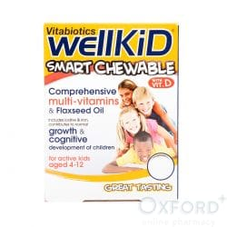 WellKid Smart 30 Chewable Tablets