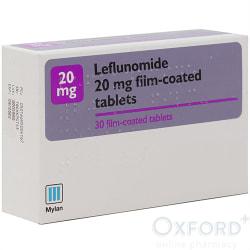LEFLUNOMIDE TAB 20MG VET 30 tabs