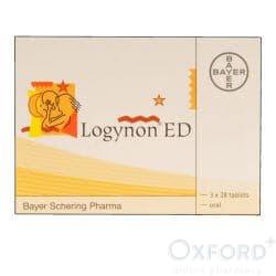 Logynon ED 84 Tablets
