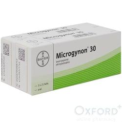 Microgynon 30 126 Tablets
