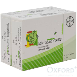Microgynon ED 168 Tablets