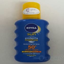 Nivea Sun Protect & Moisture Spray  SPF50 200ml