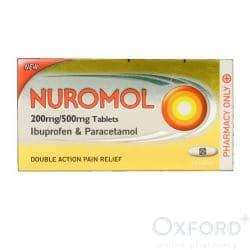 Nuromol 12 Tablets
