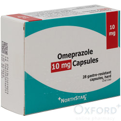 Omeprazole 10mg Gastro-Resistant 28 Capsules