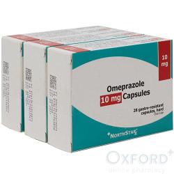 Omeprazole 10mg Gastro-Resistant 84 Capsules