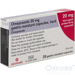 Omeprazole 20mg Capsules 28 for pets
