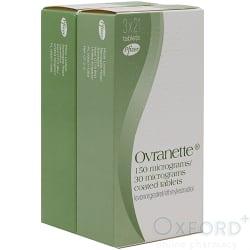 Ovranette 126 Tablets