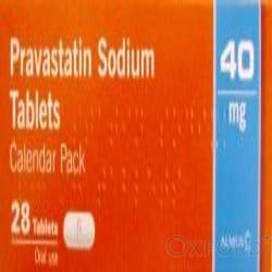 Pravastatin 40mg 84 Tablets
