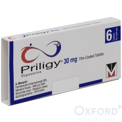 Priligy 30mg 6 Tablets