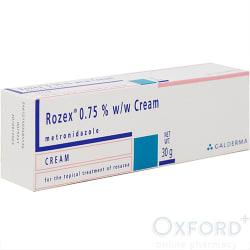 Rozex Cream (for Rosacea) 0.75% 30g