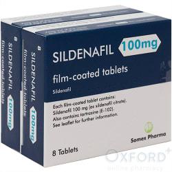Sildenafil 100mg 16 Tablets