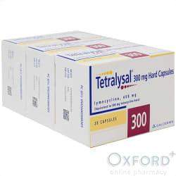 Tetralysal (Lymecycline) 408mg 84 Capsules