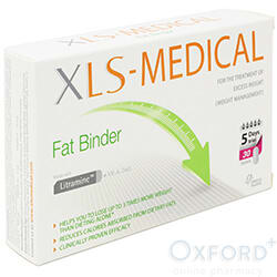 XLS-Medical Fat Binder 30 Tablets