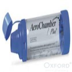 Aerochamber Plus Inhaler Spacer mouthpiece
