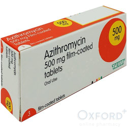 Azithromycin 500mg For Chlamydia 4 tablet course