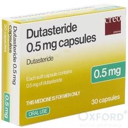 Buy Dutasteride 0 5mg 30 Capsules Generic Avodart 22 99