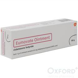 Eumovate Ointment (Clobetasone 0.05% 100g
