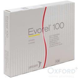 Evorel (Estradiol) 100mcg Patches 8