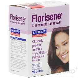 Florisene For Women Hair Loss 90 tablets