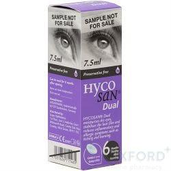 HycoSan Dual Preservative Free 7.5ml