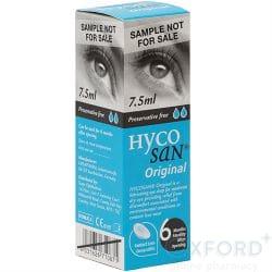 HycoSan Original Preservative Free 7.5ml