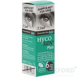 HycoSan Plus Preservative Free 7.5ml