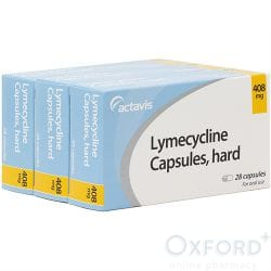 Lymecycline 408mg 84 Capsules