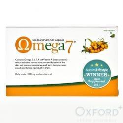 Omega 7 Sea Buckthorn Oil 60 Capsules