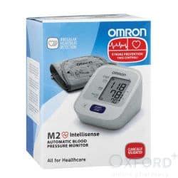 Omron M2Basic Intellisense Automatic Blood Monitor