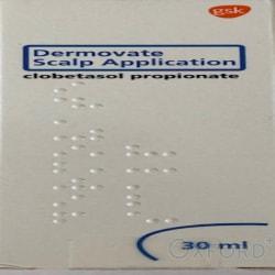 Dermovate Scalp Application (clobetasol) 30ml for psoriasis