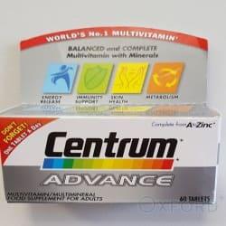 Centrum Advance 90 Tablets (3x30)