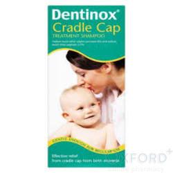 Dentinox Cradle Cap 125ml