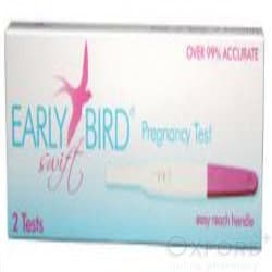 EarlyBird Pregnancy Test 2 Tests