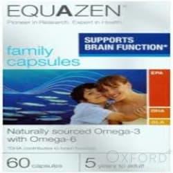 Equazen Family Capsules 60