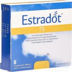 Estradot (Estradiol) 75mcg 8 Patches