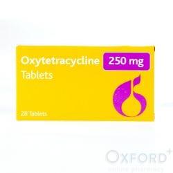 Oxytetracycline 250mg 168 Tablets