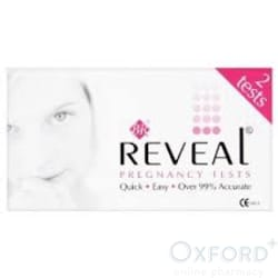 Reveal Pregnancy Test 2 Tests