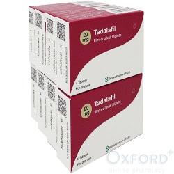 Tadalafil (Generic Cialis) 20mg 32 Tablets