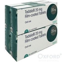 Tadalafil 20mg (Teva) 32 tablets