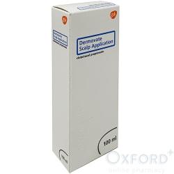 Dermovate Scalp Application (clobetasol) 100ml for psoriasis