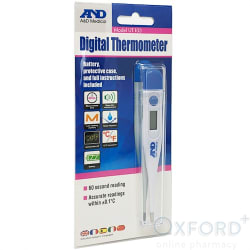 Digital Thermometer UT-103 AnD medical