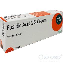 Fusidic Acid 2% Cream 30g