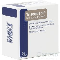 Trisequens (Estradiol/Norethisterone) 84 Tablets