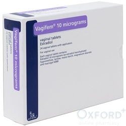 Vagifem (Estradiol) 10mcg 24 Vaginal Tabs