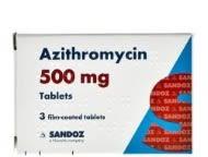 Azithromycin 500mg Chlamydia Tablets