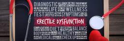 Erectile Dysfunction Blog Image